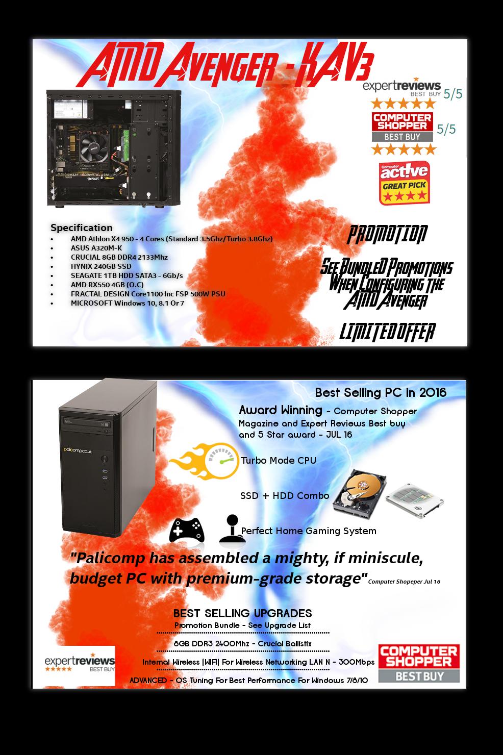 AMD-Avenger-KAV3-Review - Palicomp